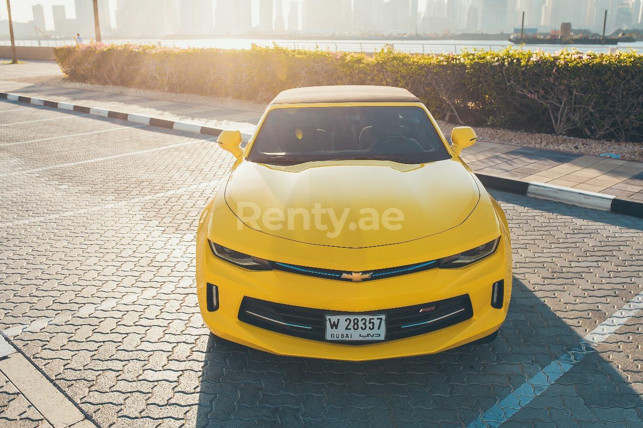 Chevrolet Camaro for rent in Dubai at Renty - photo 3