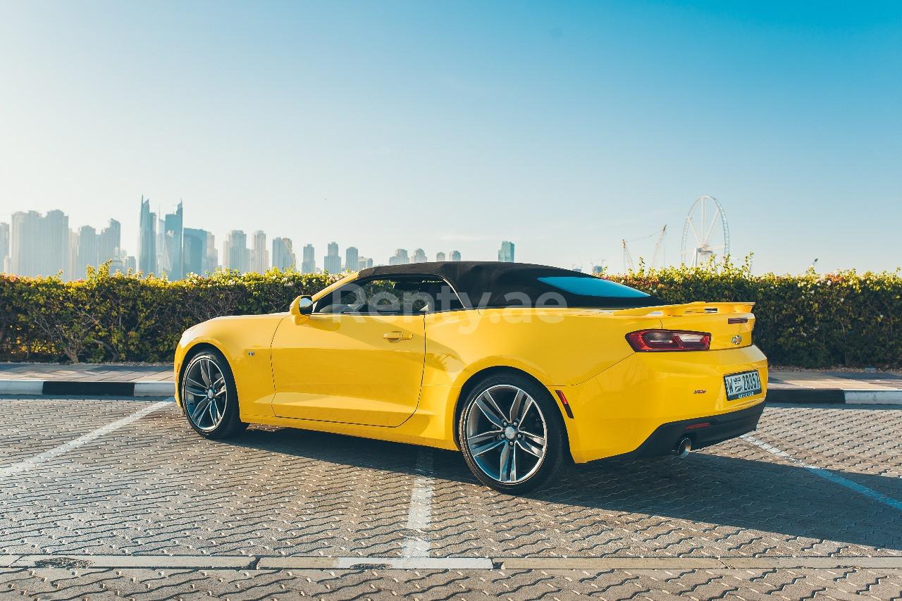 Chevrolet Camaro for rent in Dubai at Renty - photo 4