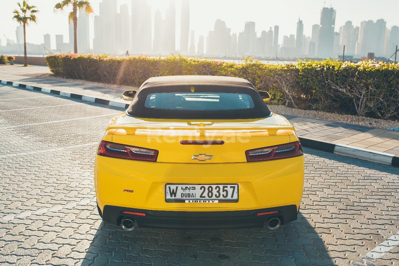 Chevrolet Camaro for rent in Dubai at Renty - photo 5
