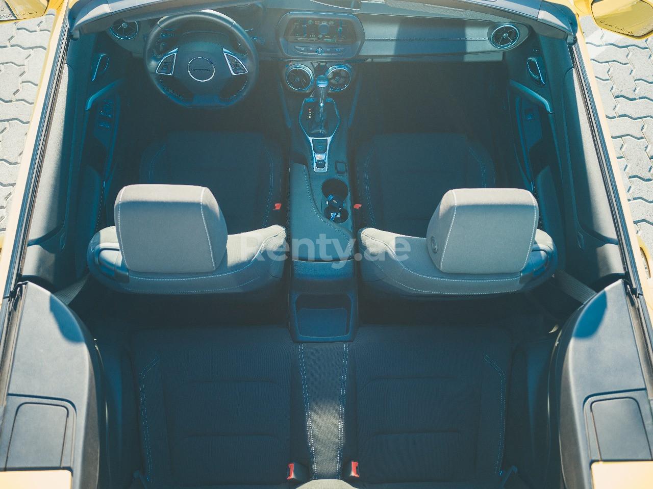 Chevrolet Camaro for rent in Dubai at Renty - photo 8
