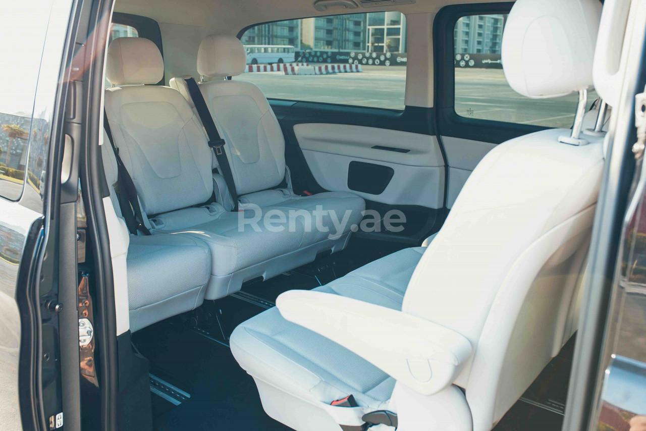Mercedes V Class V250 for rent in Dubai at Renty - photo 7