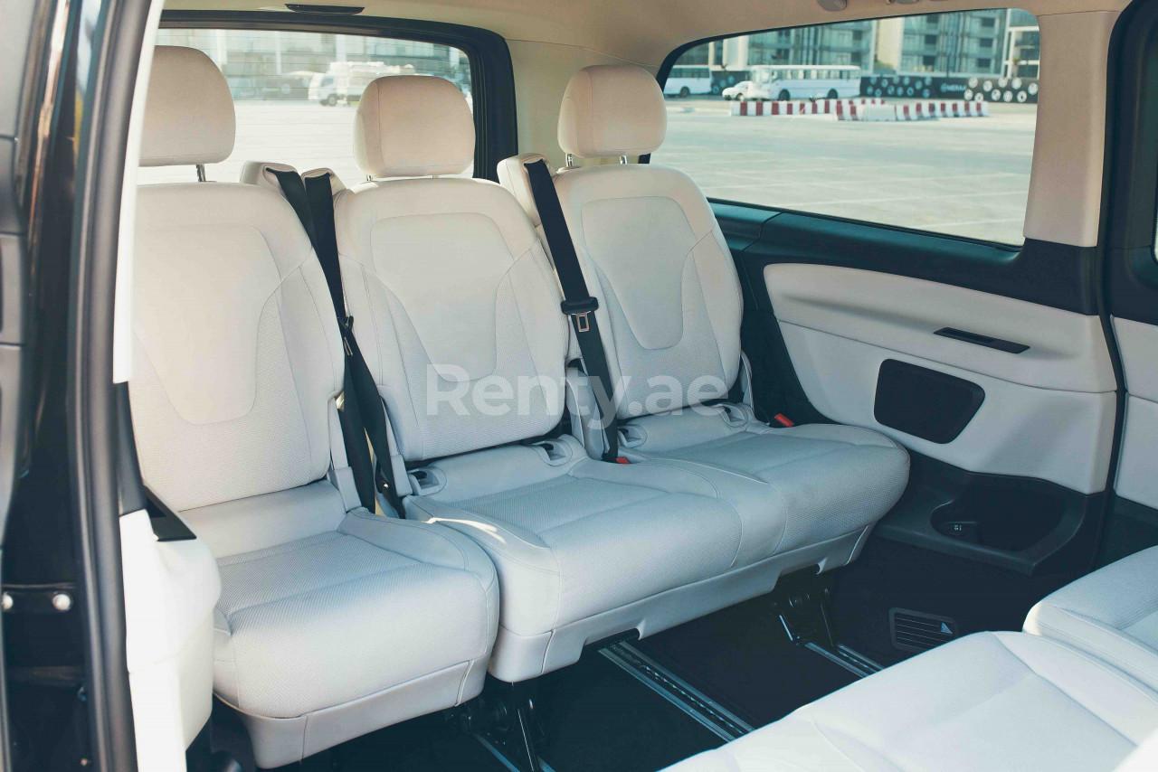 Mercedes V Class V250 for rent in Dubai at Renty - photo 8